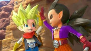 E3 2019: New Dragon Quest 2 Trailer Released During Square Enix Press Conference