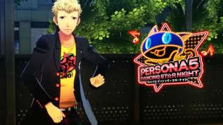 Persona 5: Dancing in Starlight - Localization Announcement Trailer