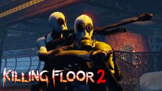 Killing Floor 2 - Summer Sideshow: Treacherous Skies Trailer | E3 2018