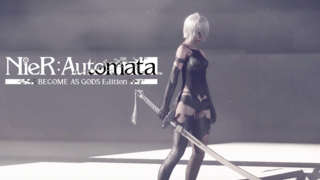 NieR:Automata Become As Gods Edition - Official Launch Trailer
