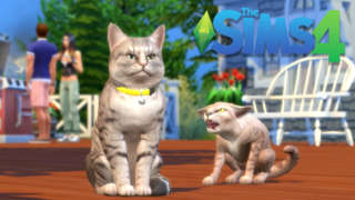 The Sims 4 - Cats & Dogs Official Trailer