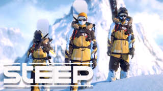 Steep Live Activities - Official Season 2 Trailer