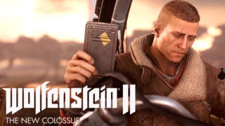 Wolfenstein II: The New Colossus - Official Nintendo Switch Trailer