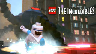 LEGO The Incredibles - Meet Frozone Official Trailer