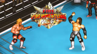 Fire Pro Wrestling World - Official Overview Trailer