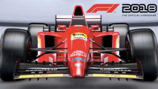 F1 2018 - Full Classic Car Reveal Trailer