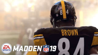 Madden 19 – Official Antonio Brown Cover Athlete Trailer