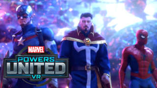 Marvel Powers United VR - Official Launch Trailer
