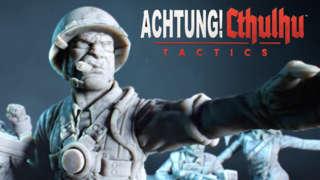 Achtung! Cthulhu Tactics - Official Announcement Trailer