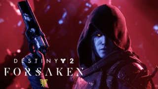 Destiny 2: Forsaken - Official Legendary Collection Trailer