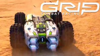 Grip: Combat Racing - Official Trailer