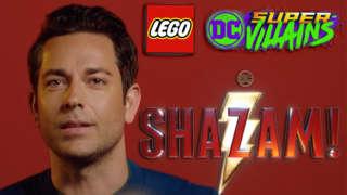 Official LEGO DC Super-Villains: Shazam DLC Launch Trailer