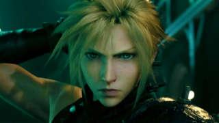 Final Fantasy 7 Remake Intro Trailer | Square Enix Press Conference E3 2019