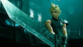 Final Fantasy 7 Remake Combat Gameplay | Square Enix Press Conference E3 2019