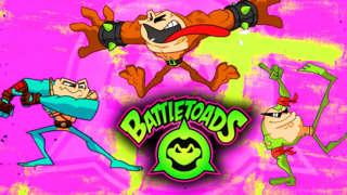 Battletoads Gameplay Trailer   Microsoft Press Conference 2019