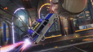 E3 2019: Rocket League® - Ghostbusters Ecto-1 Car Pack Trailer