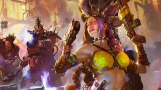 Necromundia: Underhive Wars Reveal Trailer   Gamescom 2020