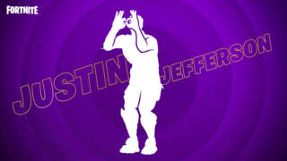 NFL Star Justin Jefferson Is Getting His Own Fortnite Emote