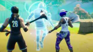 They're Here: UFOs Have Begun Abducting Fortnite Players