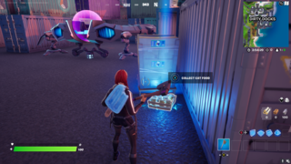 Fortnite: Where To Collect Cat Food