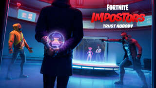 Fortnite And Among Us Collaboration Teased As Epic Acknowledges Impostors' Inspiration
