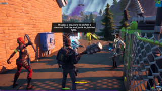 Where To Find Dire In Fortnite: Melee Weapons, Wildlife, And More
