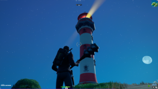 Where To Find The Weather Station, Fort Crumpet, And Lockie's Lighthouse In Fortnite