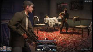 Phantom Doctrine Gameplay Montage - Action, Espionage, and Corkboards