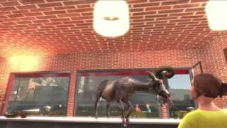 Goat Simulator 1.1 Patch Trailer