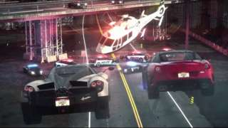 Need For Speed Rivals - Ultimate Cars, Speed and Rivalry Trailer