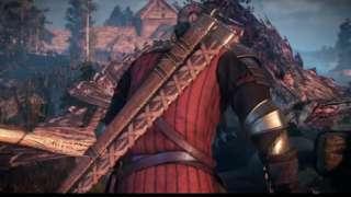 The Witcher 3: Wild Hunt - VGX Trailer