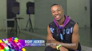 Just Dance 2014 - Lady Gaga's Choreographer Trailer