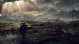 Official Shadow of Mordor E3 CG Trailer: Gravewalker