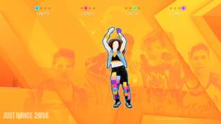 Just Dance 2014 - Main Girl Preview