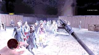 Dying Light: Night-time Gameplay Walkthrough