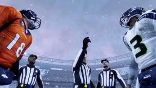 Madden NFL 25 - Super Bowl XLVIII Prediction