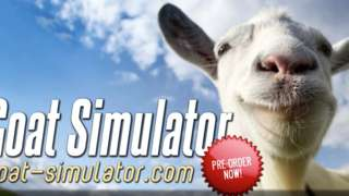 Goat Simulator - Steam Pre-Order Trailer