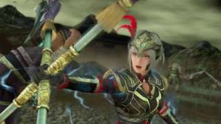 Dynasty Warriors 8: Xtreme Legends CE - Lu Ling In Action