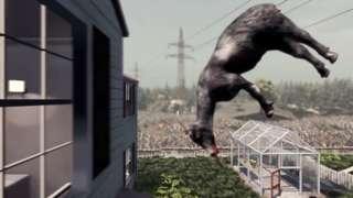 Goat Simulator - Steam Release Trailer