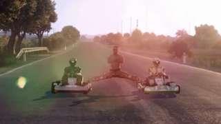 Arma 3 - The Splendid Split April Fools Trailer