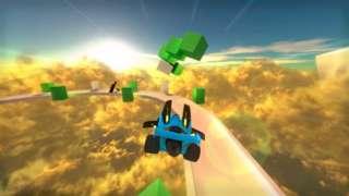 Jet Car Stunts - Heritage Trailer