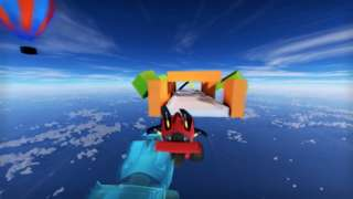 Jet Car Stunts - Steam Release Trailer