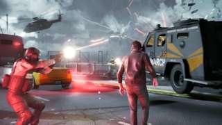 Quantum Break - Gamescom Announcement