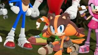 Sonic Boom: Sticks Announcement Trailer