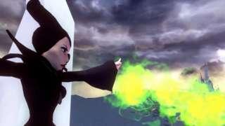 Disney Infinity - Merida & Maleficent Trialer
