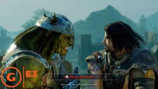 E3 2014: Middle-earth: Shadow of Mordor Nemesis System Trailer