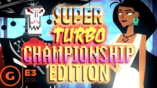 E3 2014: Guacamelee! Turbo Championship Edition Trailer