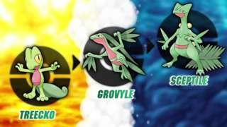 E3 2014: Pokemon Alpha Sapphire/Omega Ruby - Mega-Evolved Pokemon Trailer