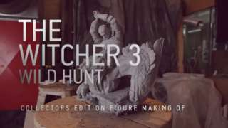 The Witcher 3: Wild Hunt - Making of Collector's Edition Figure