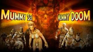 Zombies Monsters Robots - Mummy See Mummy Doom Trailer